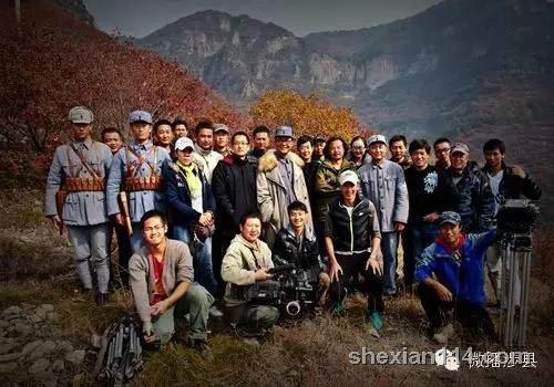 《太行山上》拍摄花絮 带你回到哪个战火纷飞的峥嵘岁月